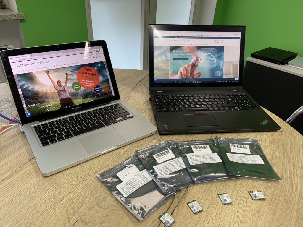 Ob MacBook AIr oder Laptop - wir helfen Ihnen weiter